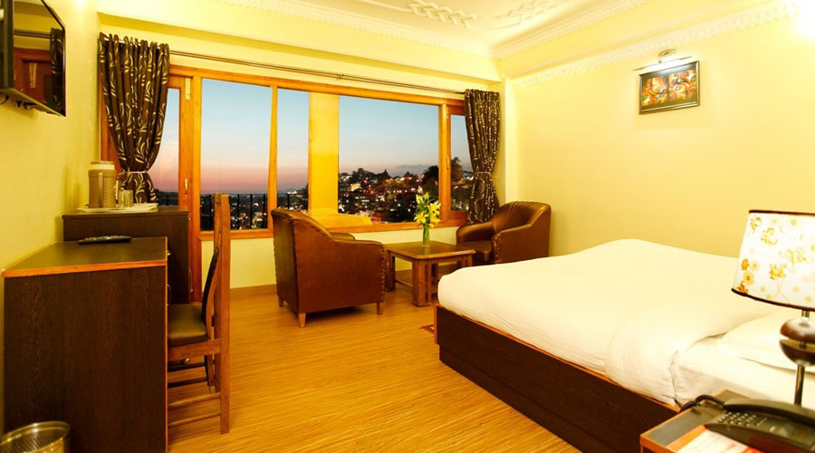 Superior Room  (With Breakfast), BRIDGE VIEW REGENCY - Budget Hotels in Shimla