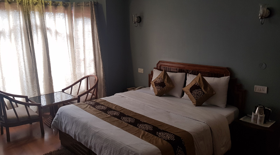 Deluxe Room | MAP (Breakfast & Dinner Included), HOTEL SILVERINE - Budget Hotels in Shimla