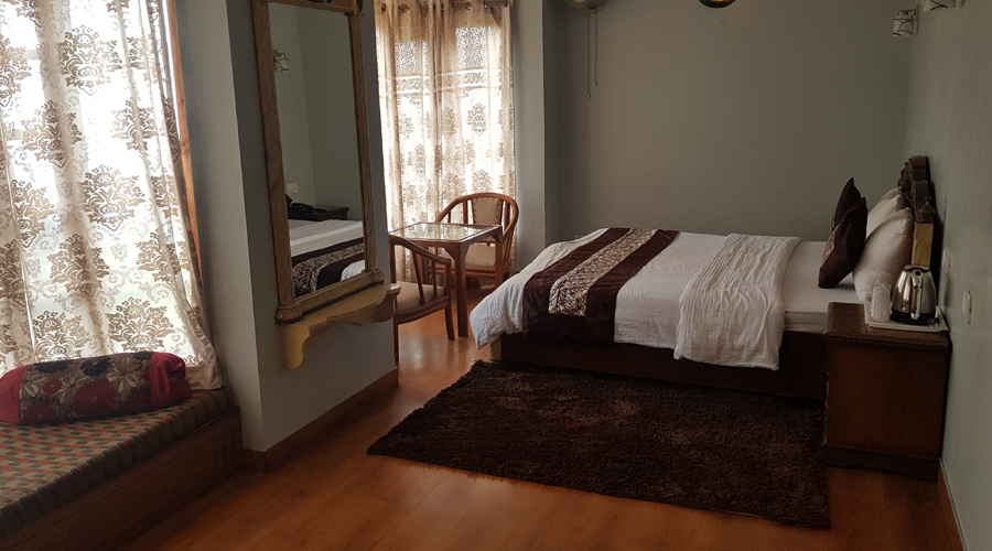 Executive Room | EP (Room Only), HOTEL SILVERINE - Budget Hotels in Shimla