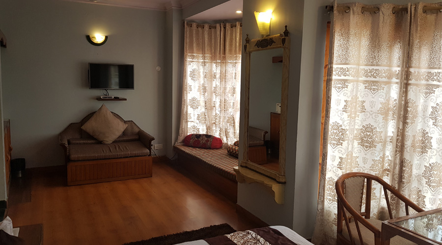 Executive Room | AP (Breakfast, Lunch & Dinner Included), HOTEL SILVERINE - Budget Hotels in Shimla