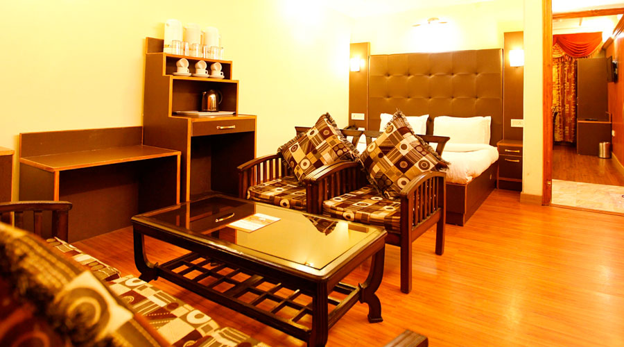 Family Suite Christmas PKG, BRIDGE VIEW REGENCY - Budget Hotels in Shimla