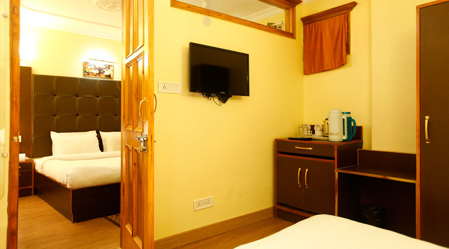Family Suite New Year PKG, BRIDGE VIEW REGENCY - Budget Hotels in Shimla