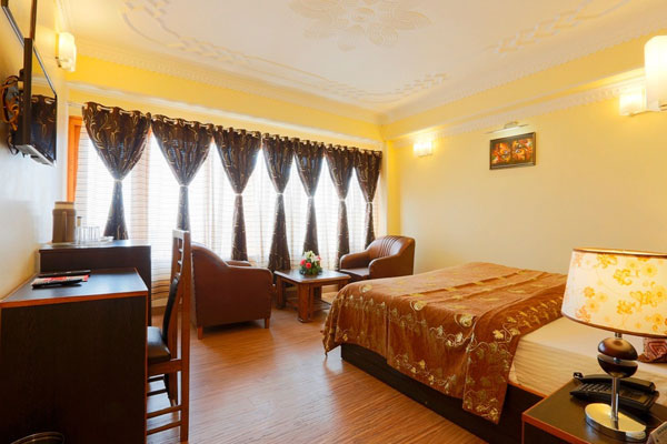 Superior Room ( with Breakfast and Dinner ), BRIDGE VIEW REGENCY - Budget Hotels in Shimla