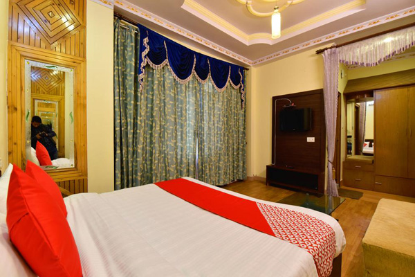 Super Deluxe Room,                                     Hotel Himalayan Escape Kufri Chail Road Shimla - Budget Hotels in Shimla