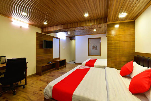 Family Room,                                     Hotel Himalayan Escape Kufri Chail Road Shimla - Budget Hotels in Shimla