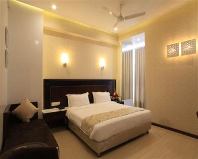 Deluxe Room on MAP, HOTEL SAI MAHAL - Budget Hotels in Shirdi