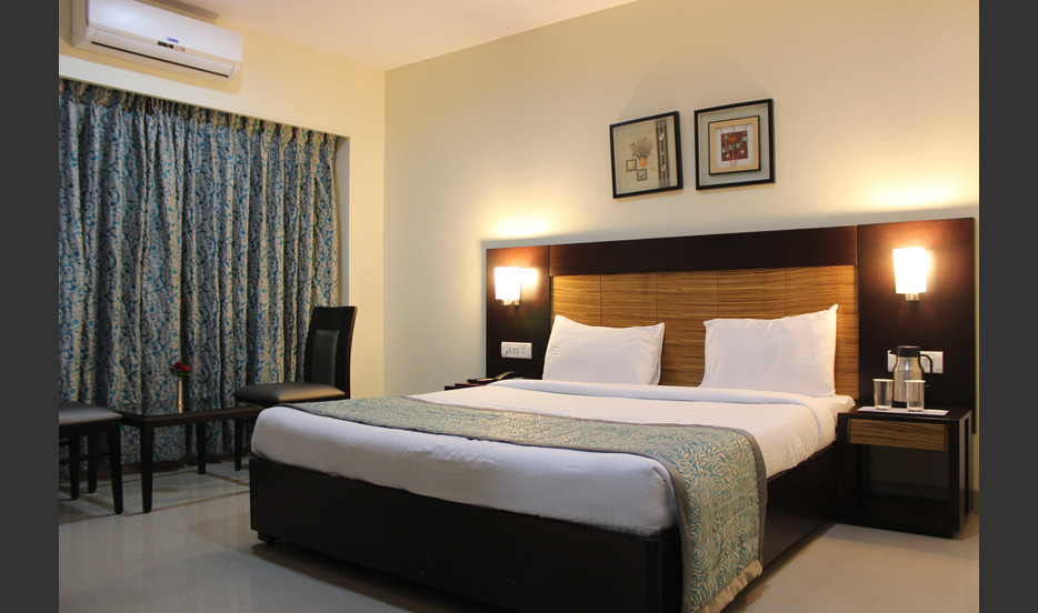 AC Superior Room, HOTEL REEVA SUITES - Budget Hotels in Shirdi