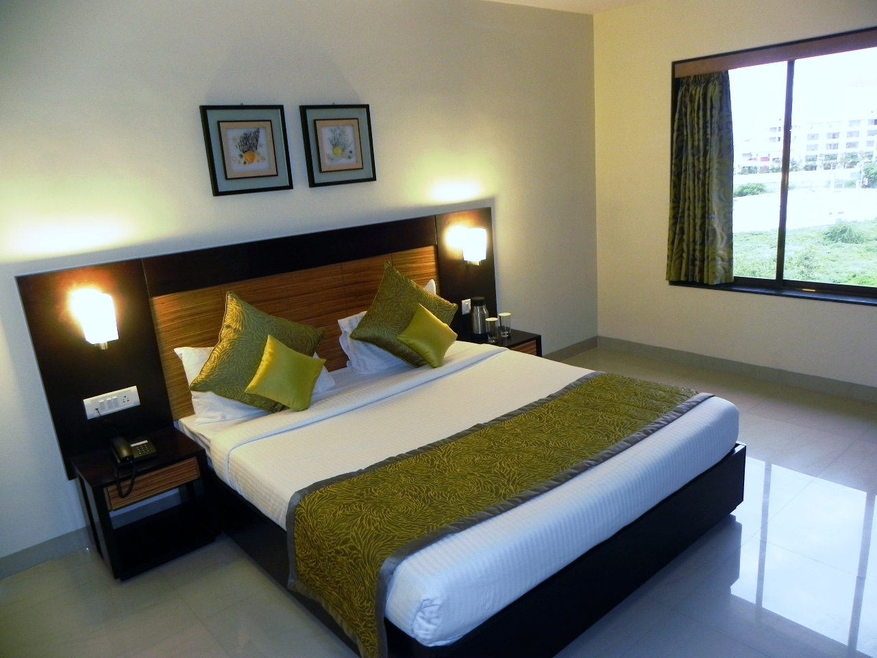 NON AC Standard Room, HOTEL REEVA SUITES - Budget Hotels in Shirdi