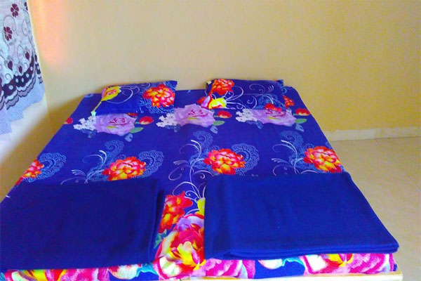 Double Bed Non AC Room,                                     Hotel Sangam Somnath - Budget Hotels in Somnath