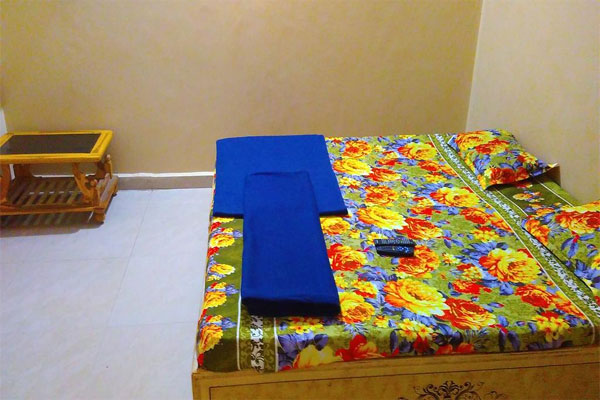 Double Bed AC Room,                                     Hotel Sangam Somnath - Budget Hotels in Somnath