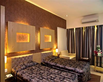 Super Deluxe Room, HOTEL CAPITOL THANE - Budget Hotels in Thane