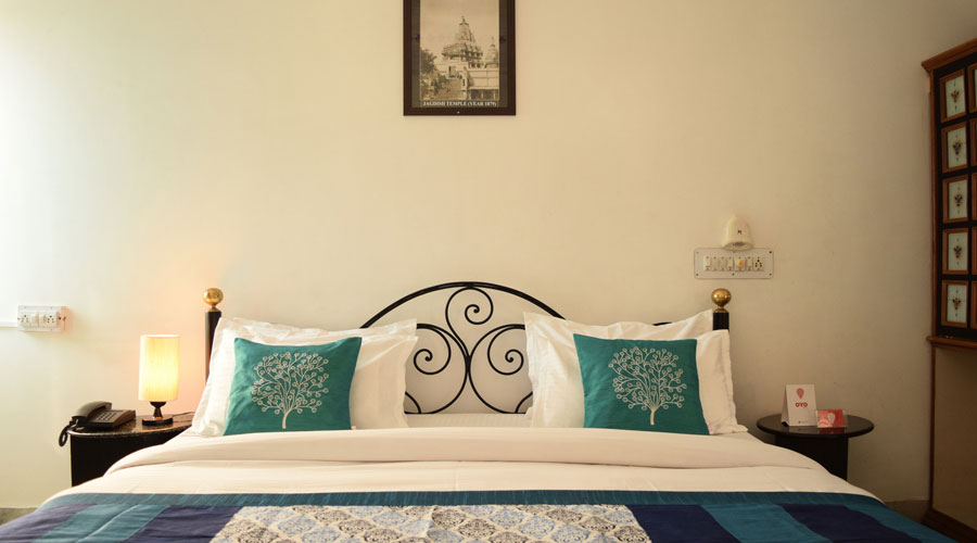 Standard Room, HOTEL BABA PALACE - Budget Hotels in Udaipur