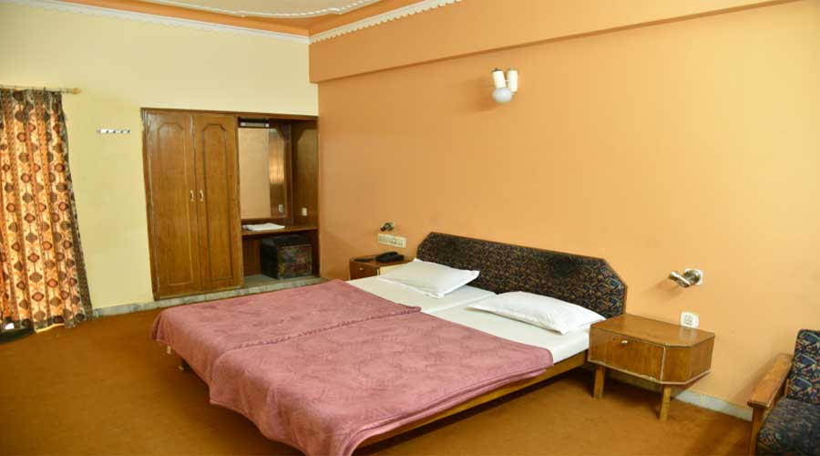 Deluxe AC Room, Hotel Saheli Palace Udaipur - Budget Hotels in Udaipur
