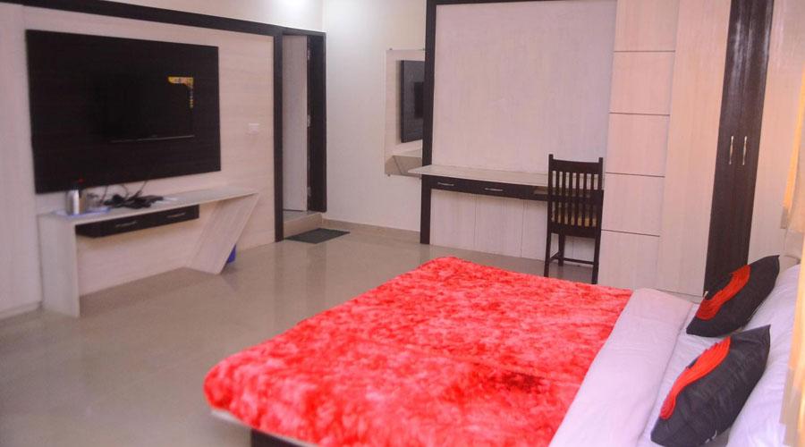 Standard Room,                                     HOTEL SAMRIDHI - Budget Hotels in Udaipur