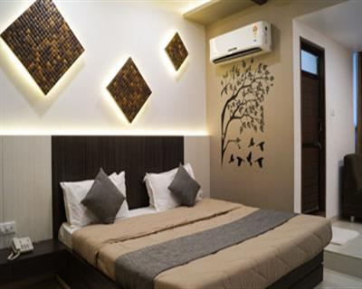 Deluxe Room, HOTEL AMBASSADOR VADODARA - Budget Hotels in Vadodara